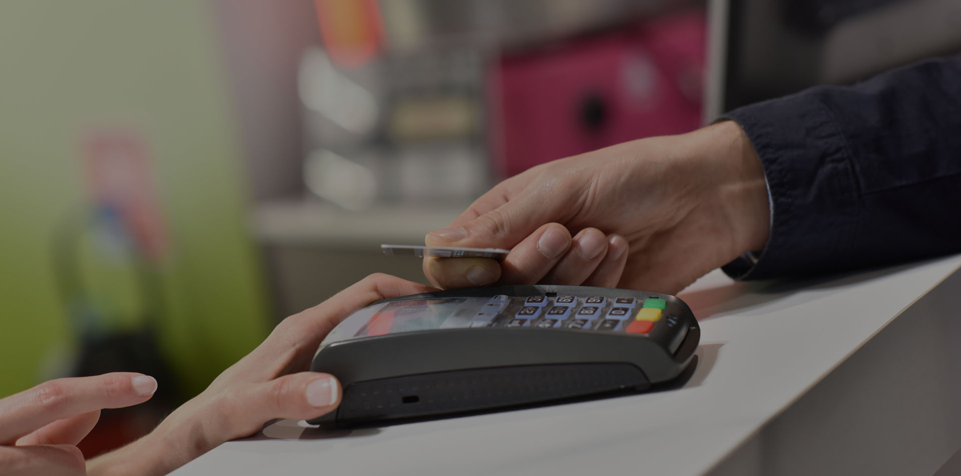 Low cost credit card machines and payment processing - Seymour Direct